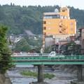 Photos: 鍛冶橋から見える・・・