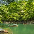 The Katsura River (桂川, Katsura-gawa)