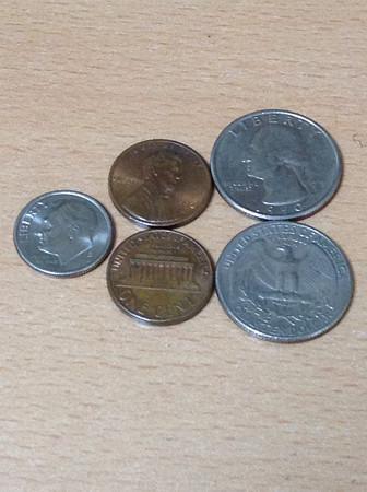 20140627アメリカ硬貨