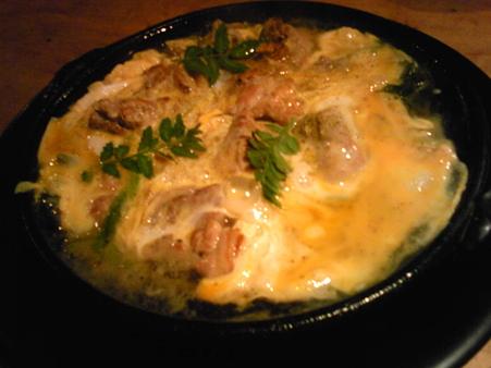 地鶏のお鍋