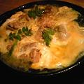 写真: 地鶏のお鍋