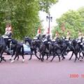イギリス ロンドン モール(パレードの道)
