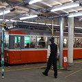 写真: 箱根トコトコ電車