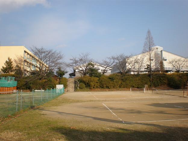 写真: 篠岡中学校
