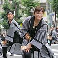 写真: わいわい連_浦和よさこい2008_29