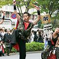 写真: 酔来亭セピア_荒川よさこい-06