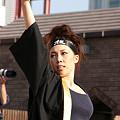 写真: 楓華~fuuka~ よさこい鳴子踊りチーム-12