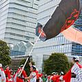 よさこい柏紅塾_東京大マラソン祭り2008_15