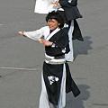 写真: 江戸の華_東京大マラソン祭り2008_41