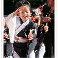 写真: 江戸の華_東京大マラソン祭り2008_b1