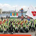 写真: 甲斐 風林火山_東京大マラソン祭り2008_29