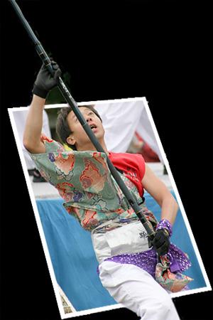 写真: 踊るBAKA!TOKYO_川崎大師厄除けよさこい_19
