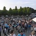 写真: Perfumeライブに向かう人@代々木体育館05