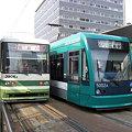 Photos: 広島電鉄 3906と5002