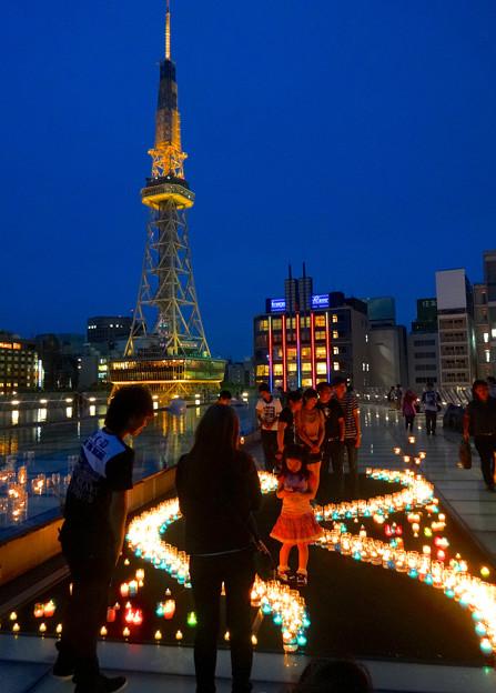 写真: ウタアカリ Candle Night in NAGOYA 2014 No - 08