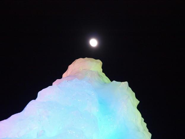 層雲峡_氷瀑祭り0008