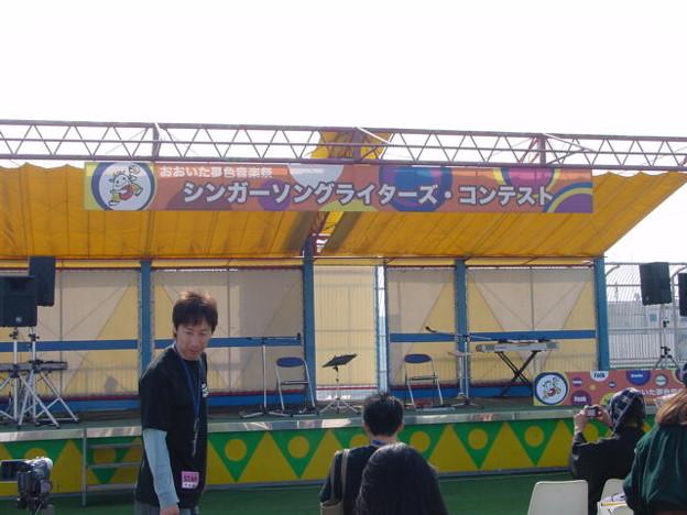 シンガーソングライターズ・コンテスト会場