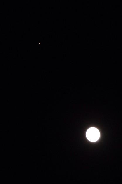 写真: 2014/04/14火星接近