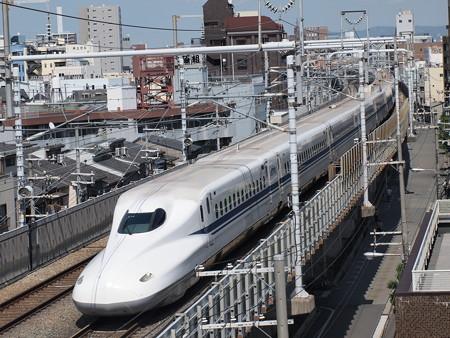 N700A のぞみ 東海道本線京都~新大阪01