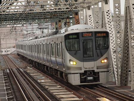225系関空・紀州路快速 大阪環状線大正駅02
