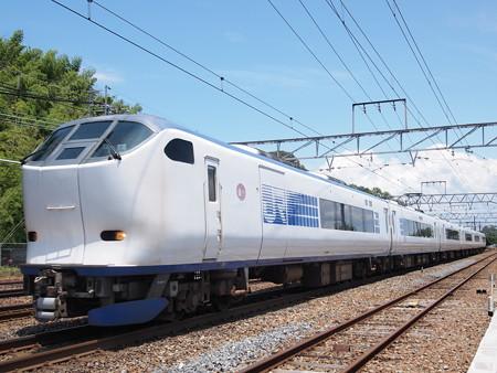 281系特急はるか 東海道本線島本~山崎