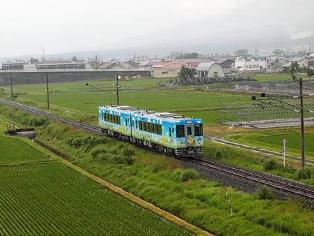 キハ100系 ポケモントレイン磐越西線猪苗代~川桁01
