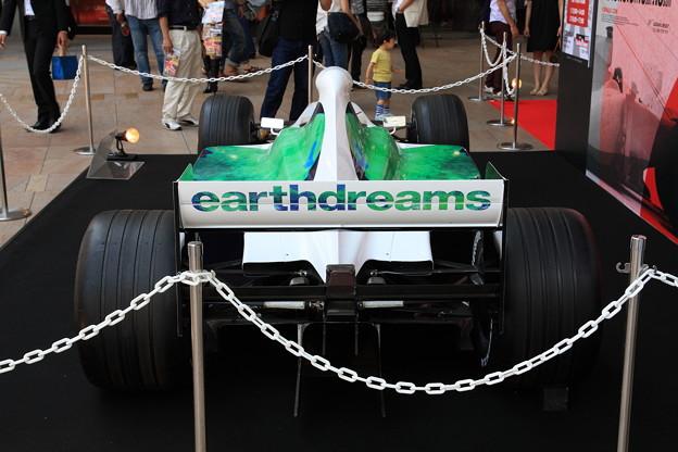 #16 Honda Racing F1 Team 2