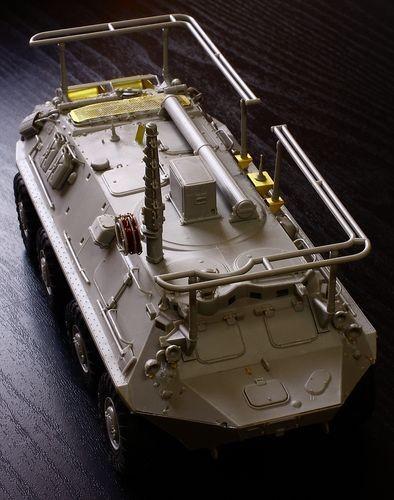 写真: BTR-60PU (2)