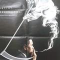 写真: タバコの怖さを伝えるポスタ...