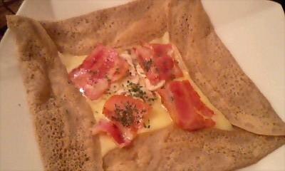 ロレーヌ@Brasserie Cafe Bretagne