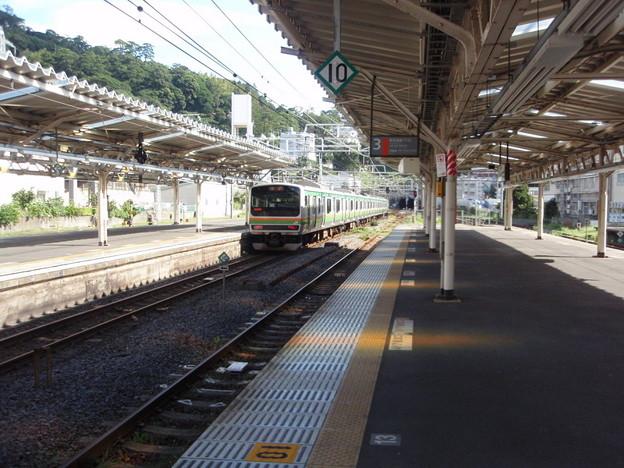 Photos: E231系(熱海駅)
