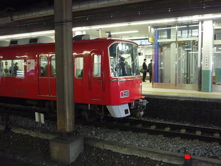 名鉄車両(金山駅)