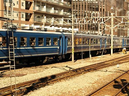 SL奥利根号発車(高崎駅)