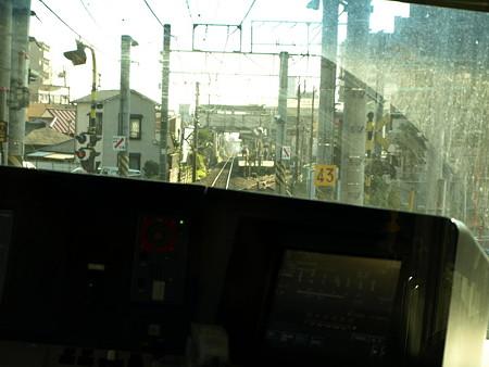 E233系運転台