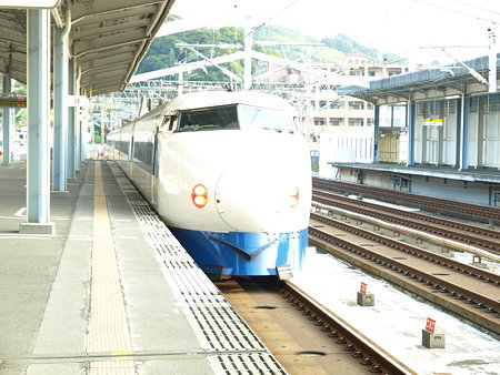 0系R67編成(新下関駅)