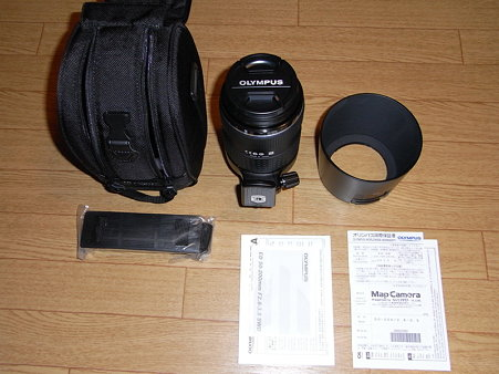 ズイコーデジタル ED 50-200mm F2.8-3.5 SWD 到着(8)