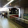 写真: 桃山台駅