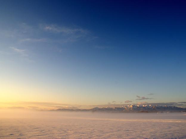 北の夕刻10-天上の嶺2
