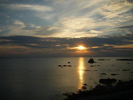 阿久根の海