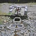 写真: 酒船石遺跡
