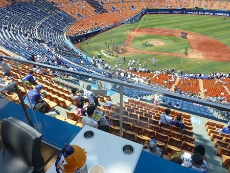 2014年横浜スタジアム『コミュニティボールパーク』化構想 「パーティースカイデッキ」
