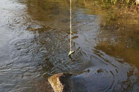 きゅうりでカッパは釣れる!
