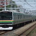 Photos: 東海道線E231系1000番台 K-39編成他15両編成