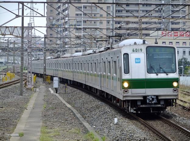 東京メトロ千代田線6000系 6119F