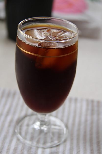 TULLY'S CUPPER RESERVE COLLECTION TULLY'S BRAZIL FAZENDA BAU YELLOW BOURBON PASSA ICE COFFEE