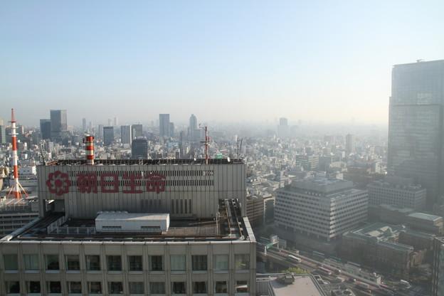 窓からの景色(5月1日から5月2日のインターバル撮影)10 5月2日
