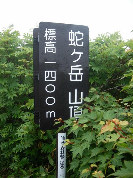 Photos: 04蛇ヶ岳