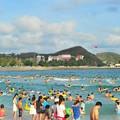 写真: 中国のハワイ 海南島で海水浴~~ (3)