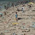 Photos: ゴミ捨て場か?な深圳の海水浴場(笑) (4)