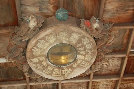 東大寺手水舎天井